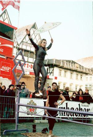 Akrobatin In Soest 1996