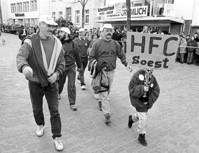 HFC Soest Wandern