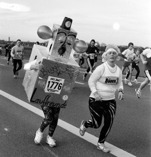 Roboter Laufend