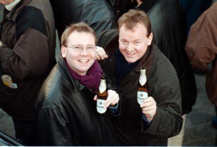 Am Zeil Beim Bier