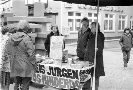 Jürgen Wahn Stand
